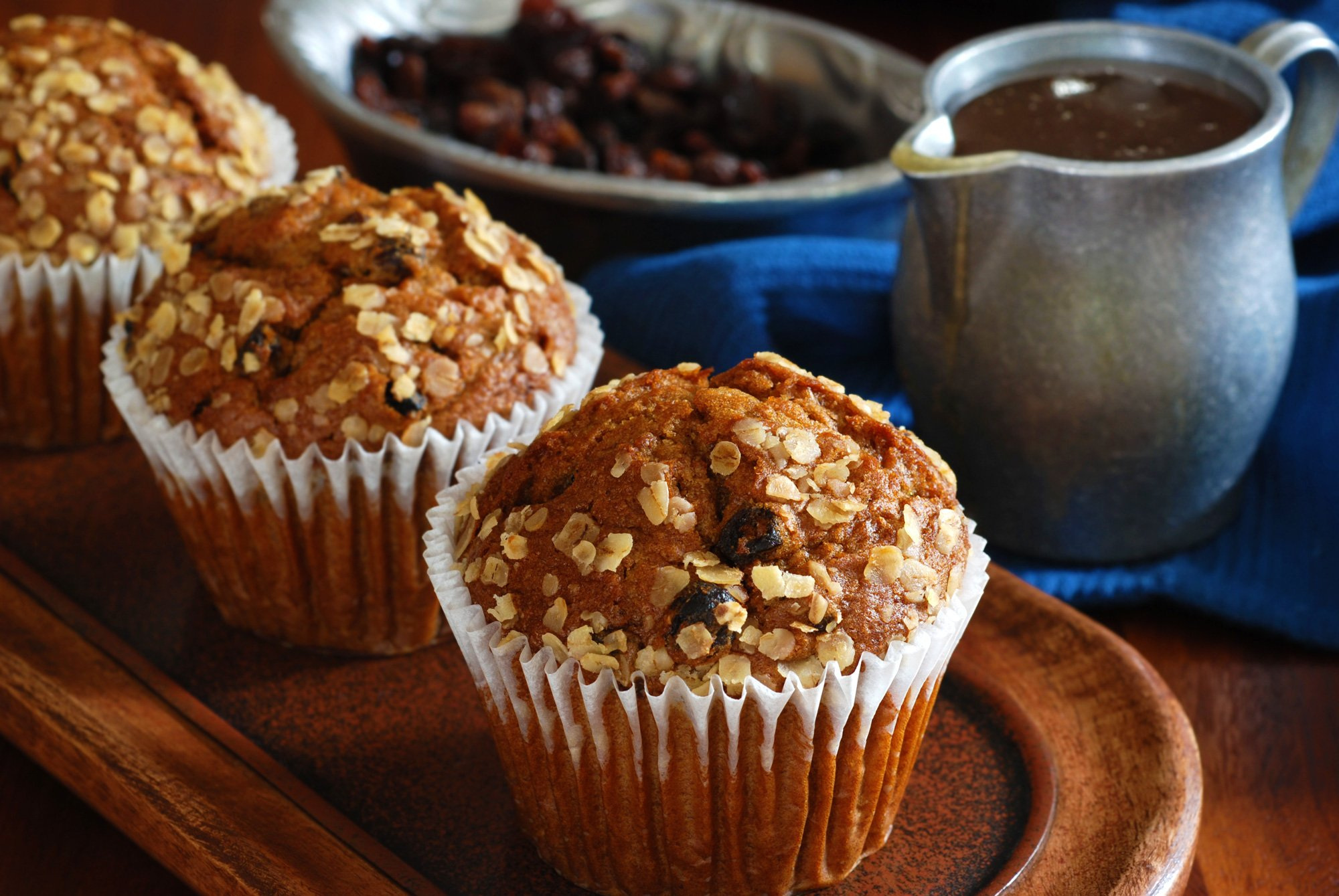 Josef's Healthy Choice Muffins