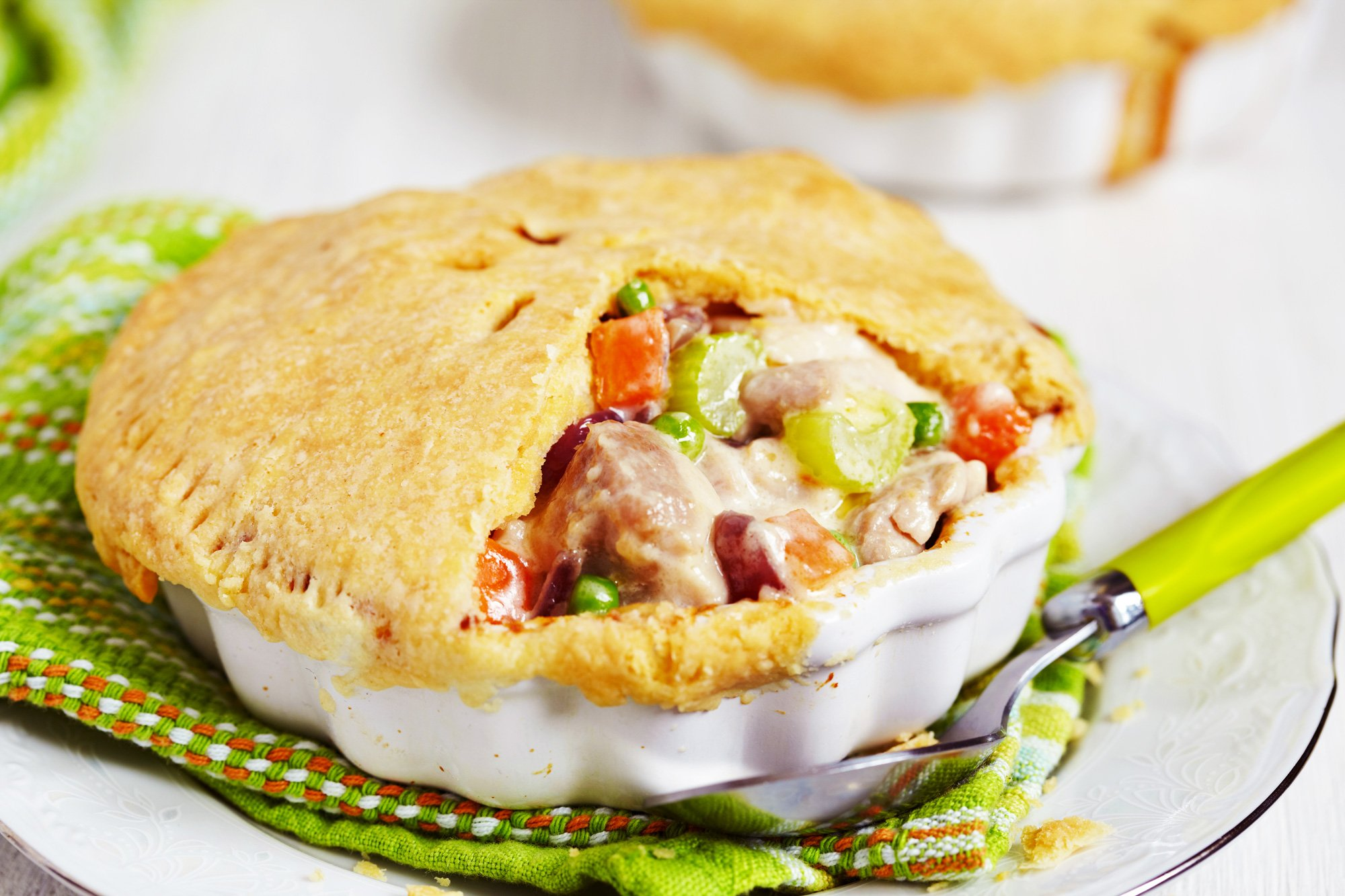 Sonja's Chicken Pot Pie